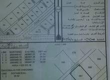 ارض للبيع خلف اللولو بمسافة 200 متر تقريبا على الشارع