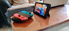 Nintendo Switch with 3 GAMES INCLUDED