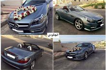 Mercedes Benz SLK 200 - Automatic for rent