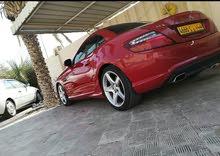 Red Mercedes Benz SLK 200 2013 for sale