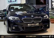 Gasoline Fuel/Power   BMW 520 2013