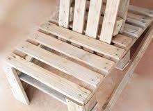 جلسة جردينة (تصميم كرسي شاطئ)