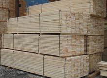 مطلوب خشب طوبار  مستعمل و جكات مستعمل للشراء