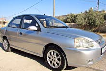 Manual Kia 2004 for sale - Used - Irbid city