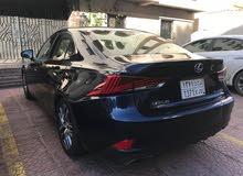 Lexus IS 2017 For Sale