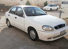 Manual White Daewoo 1997 for sale
