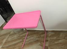 طاولة لابتوب او طاولة متعددة الاستعمالات
