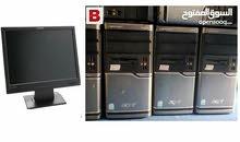 أجهزة كمبيوتر قوية مكفولة اقل سعر مع خدمة توصيل