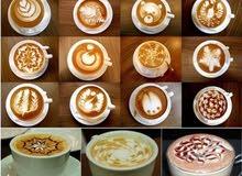 مطلوب معلم قهوة ( باريستا ) للعمل بكوفي شوب بالحمدانية