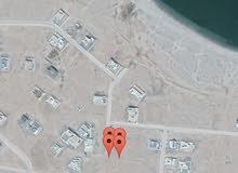 ارض سكني تجاري 445م في  سلطنة عمان ولاية صور قريبه من البحر