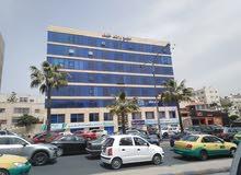 مكتب للايجار  مقابل المستشفى الاستشاري قرب اشارات الحدائق