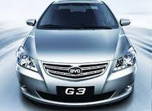 مطلوب سياراتB Y D للايجار بدون سائق موديلات من 2012