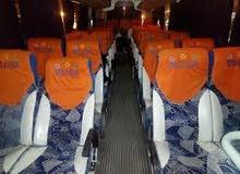 لتأجير باص 33 راكب لرحلات السياحية واليوميا