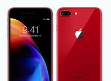 Iphone 8plus red 256 GB