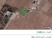 للبيع ارض 502 م في قريه سالم