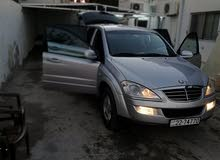 Used SsangYong 2013