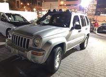 km Jeep Liberty 2003 for sale