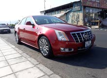 Maroon Cadillac CTS 2012 for sale
