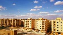 شقة للبيع في كمبوند طيبه جاردنز مساحة 125 متر