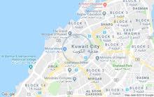 قسيمة في جابر الاحمد زاوية للبيع