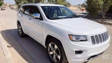 Automatic White Jeep 2015 for sale