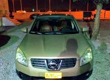 Nissan Qashqai 2008 For sale - Gold color