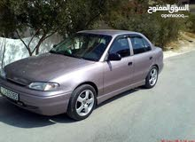 Manual Hyundai 1995 for sale - Used - Misrata city