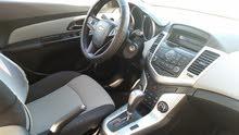 Chevrolet Cruze 2012 GCC Specs
