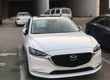 White Mazda 6 2019 for sale