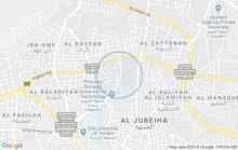 apartment in Amman Jubaiha for rent