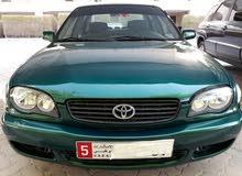 Toyota Corolla 2000 for sale in Abu Dhabi