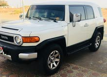 Used Toyota FJ Cruiser in Al Ain