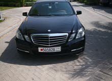 Mercedes E Class 2012, 77KM, Expat owned, GCC Spec