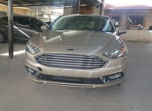 Automatic Beige Ford 2017 for sale