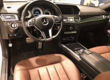km Mercedes Benz E350e 2016 for sale