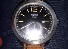 لبيع ساعة اصلي اسابيريت