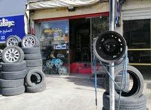 محل كوشوك كهرباء وزينه سيارات للبيع الاستفسار عن طريق الهاتف0789977400