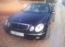 Automatic Black Mercedes Benz 2001 for sale