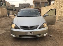 Toyota Camry 2005 For sale - Silver color