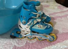 حذاء للتزلج فياس  28_  31   size نظيف جدا