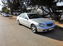 Grey Mercedes Benz S 320 2000 for sale