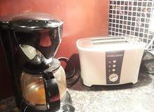 toaster, coffer maker