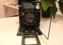 كاميرا فوكتور الروسيه تعود الى عام 1931بحاله ممتازه