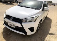 Toyota Yaris made in 2016 for sale