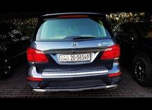 للبيع مرسيدس GL500 موديل 2013 عداد 121000