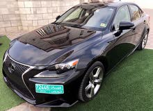 Best price lexus 2014 IS350 for sale