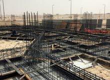 شركة مقاولات وبناء وترميم وصيانة المباني