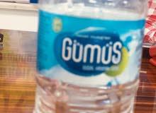 مياه معدنية تركية جملة بمواصفات مياه النبع الليبية