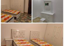 غرف نوم جاهزة شامله التوصيل والتركيب 0530797173