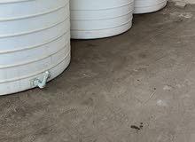 للبيع خزانات مياه مستعمله في ابوظبي